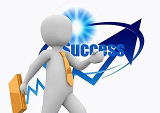 leuchtbuchstaben-success